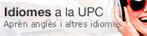 Apren idiomes, acredita tercera llengua a la UPC