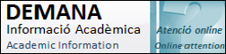 Academic Information (online attention)