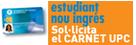 Carnet UPC (sol·licita)