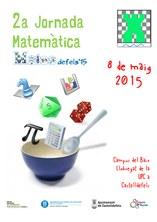 8-maig: 2a Jornada Matemàtica Matesdefels al Campus del Baix Llobregat de la UPC