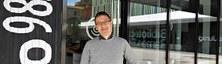 El professor i investigador de l'EETAC Enric Pastor a l'entrevista del mes a Ràdio Castelldefels
