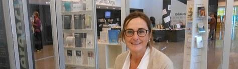 Entrevista a Ràdio Castelldefels de la directora de l'EEABB Anna Gras.