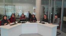 Entrevista del mes de desembre a Ràdio Castelldefels