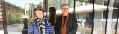 Entrevista del mes de gener a Ràdio Castelldefels: 10 anys de l'Aula d'Extensió Universitària Sènior UPC Castelldefels.