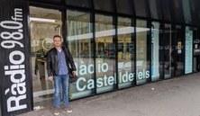Entrevista del mes de gener a Ràdio Castelldefels: Espai Emprén.