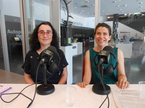 Entrevista del mes de juny a Ràdio Castelldefels.