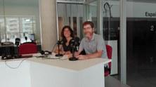 Entrevista del mes de setembre a Ràdio Castelldefels.