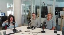 Entrevista del mes d'octubre a Ràdio Castelldefels.