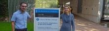 La investigadora i professora de l'ESAB, Clara Prats lidera un estudi de malalties del cor i tuberculosi.
