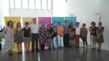 Presentació de l'exposició Dones de Ciència.