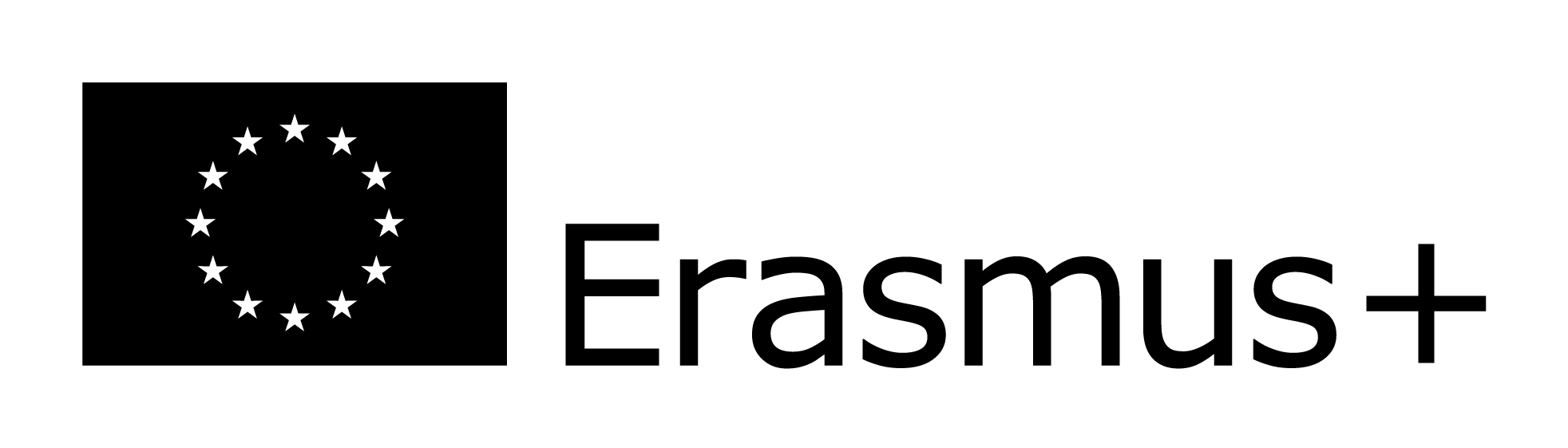 Logo identificatiu Erasmus +